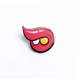 Peabe Pea-Be Logo Pin
