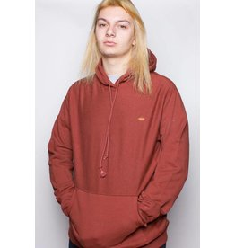 Raised By Wolves Raised by Wolves Shatter Hoody Brick Red