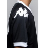 kappa Kappa AUTHENTIC RAMZY FUTBOL JERSEY Black