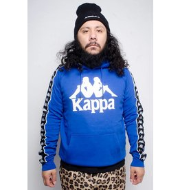 kappa Kappa AUTHENTIC HURTADO HOODIE Blue