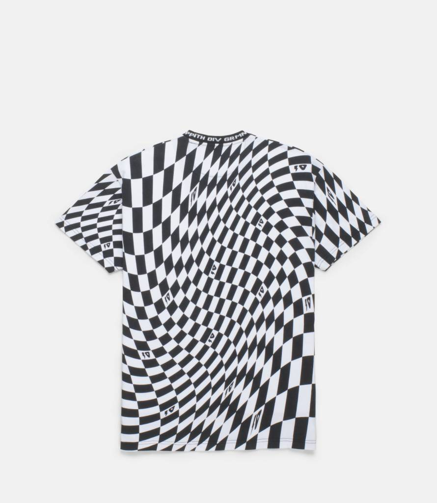 10 Deep 10 Deep Distortion Tee White