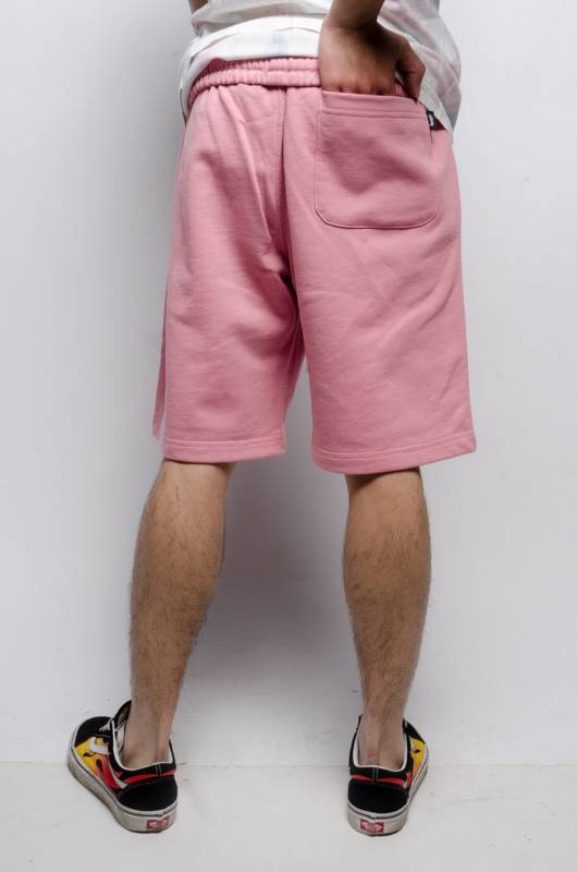 Stussy Stussy STOCK TERRY SHORT Pink