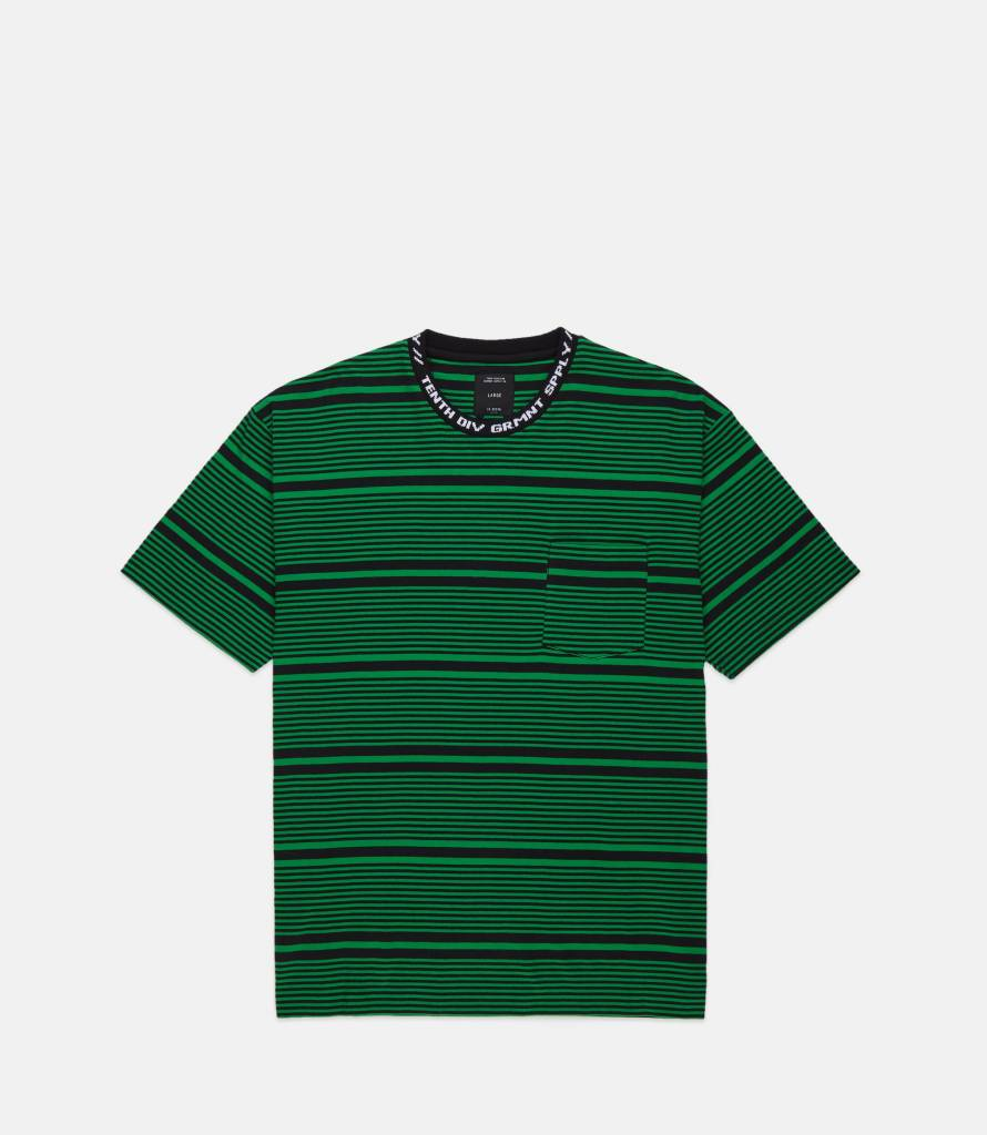 10 Deep 10 Deep Foreigner Striped Tee