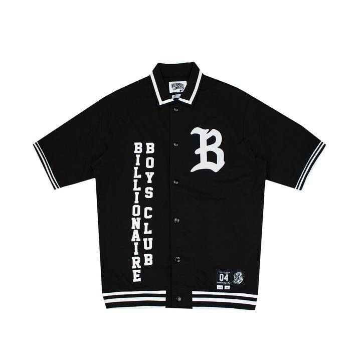 BBC BBC Marquee SS Knit Black
