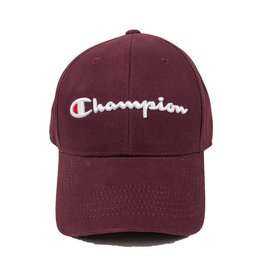 Champion Champion Classic Twill Cap Burgundy