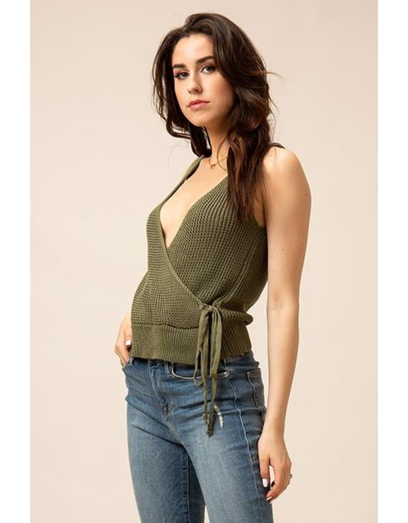 Pull Me In Close Knit Top