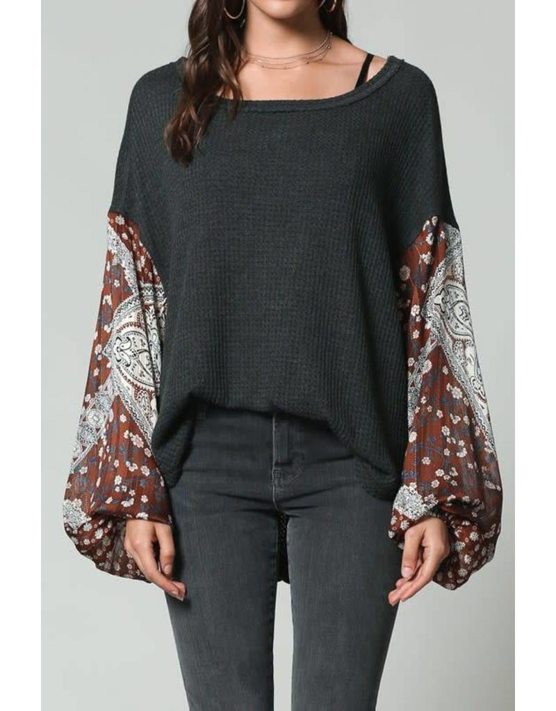 Festival Vibes Top