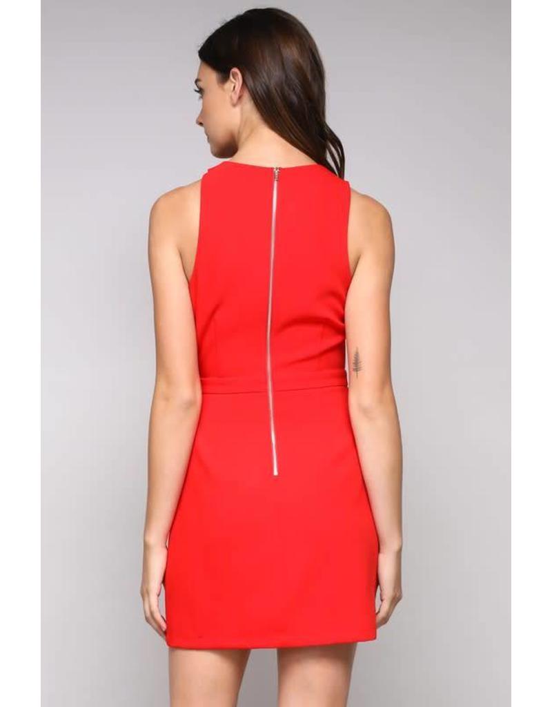 Daggered Heart Dress