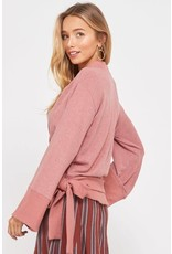 Keep Me Cozy Wrap Sweater
