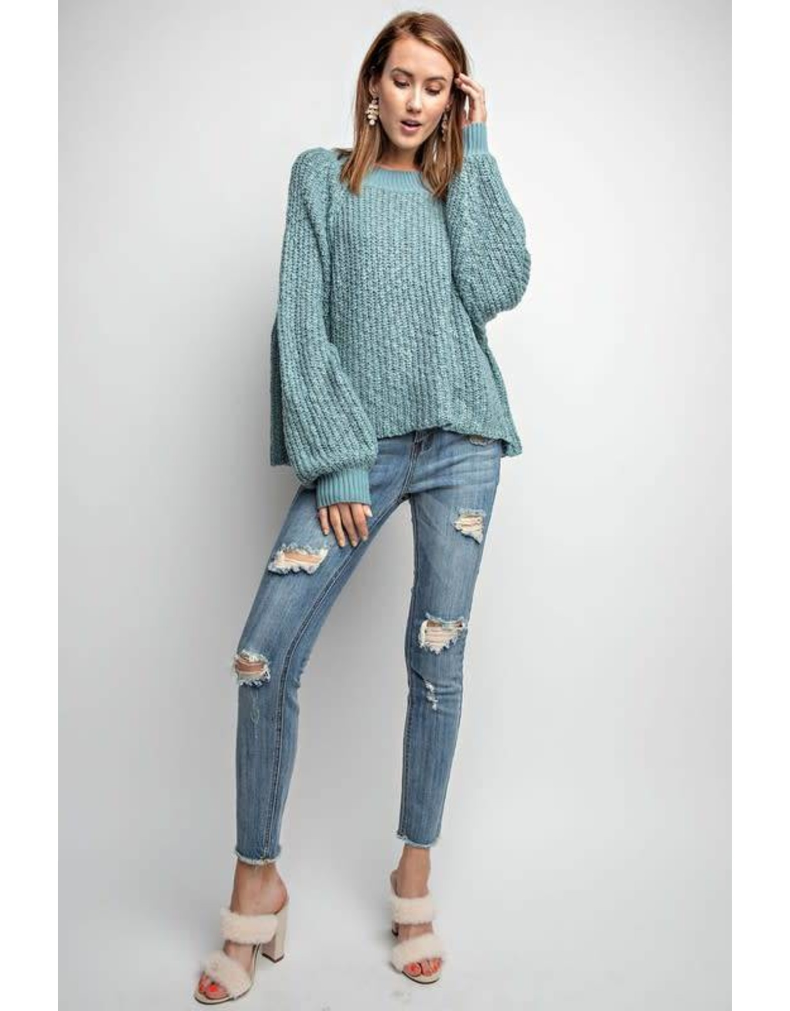 Movie Night Sweater