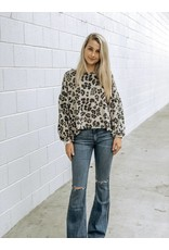 All About Leopard Top