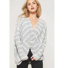 Twisted Up Sweater
