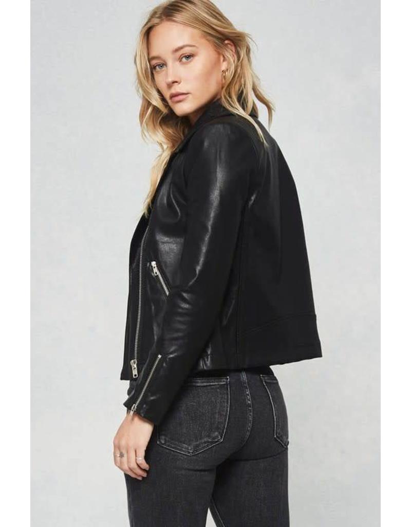 Biker Babe Leather Jacket
