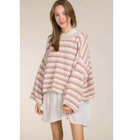 Sutton Striped Sweater