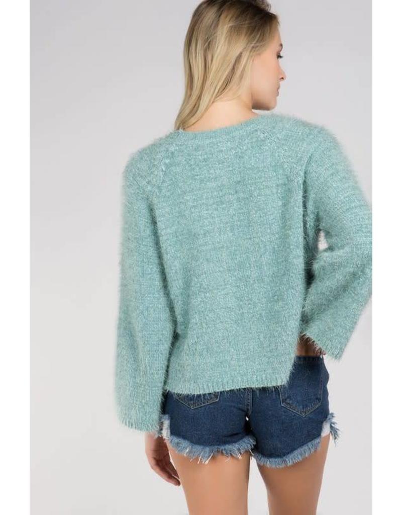 Begin Again Sweater