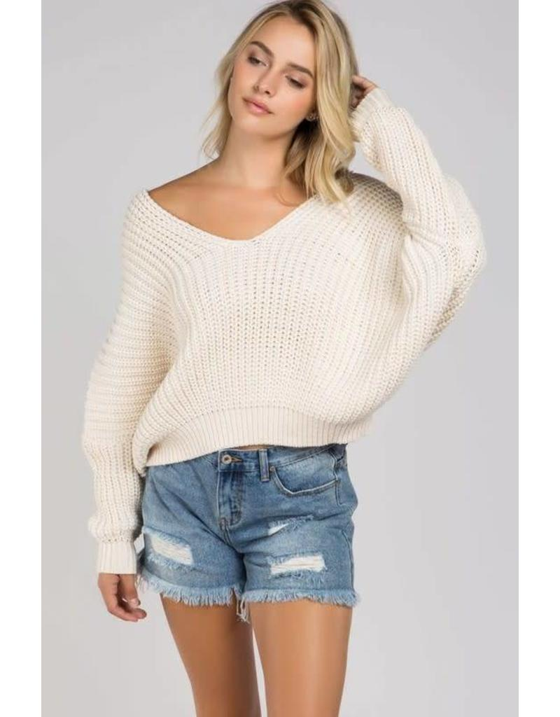 Carmen Sweater