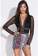 Night Out Bodysuit