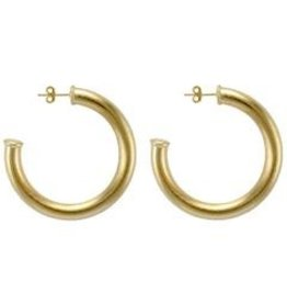 Sheila Fajl Small Chantal Hoops Gold