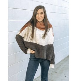 Ginger Rose Sweater