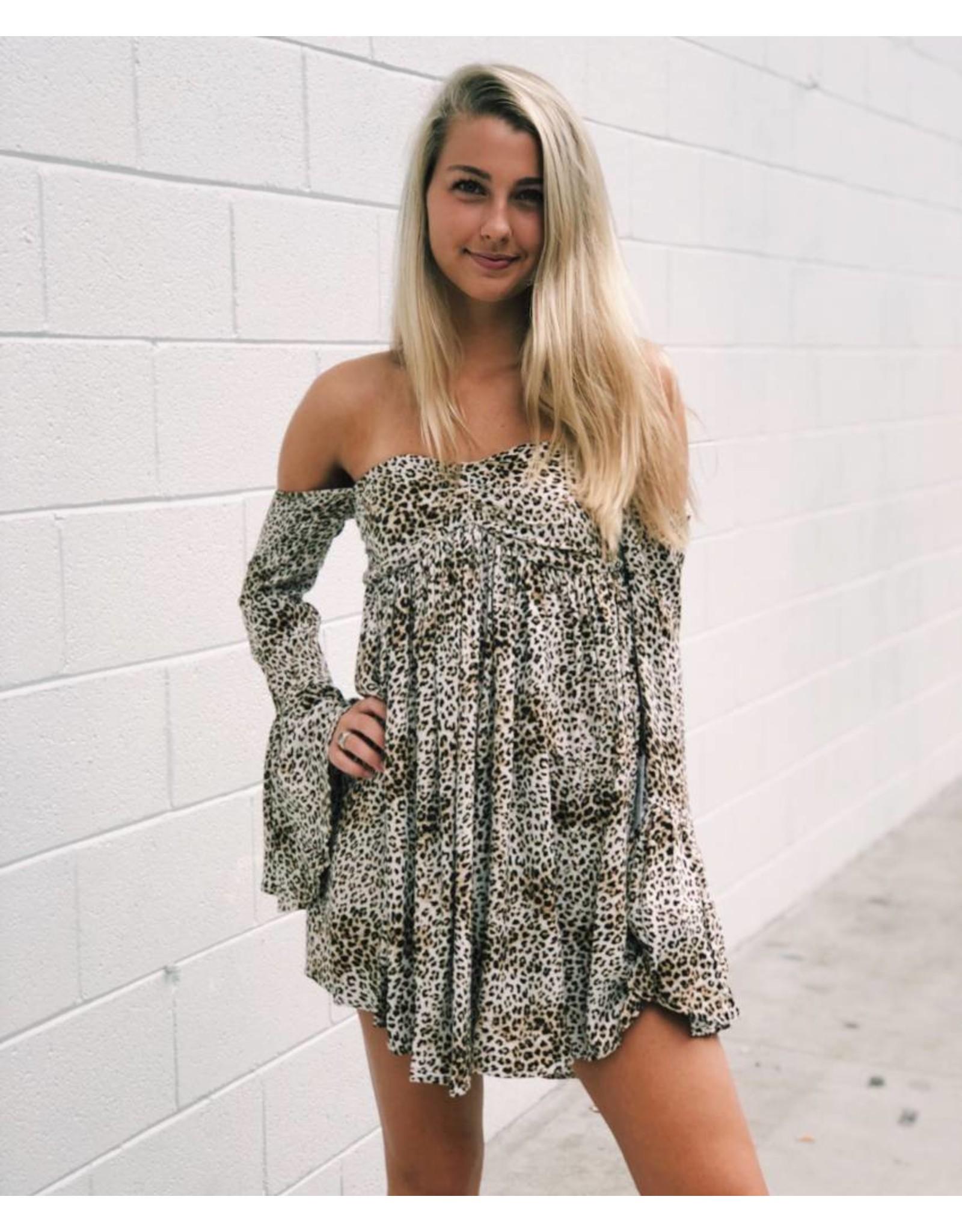 Miss Me Yet Dress