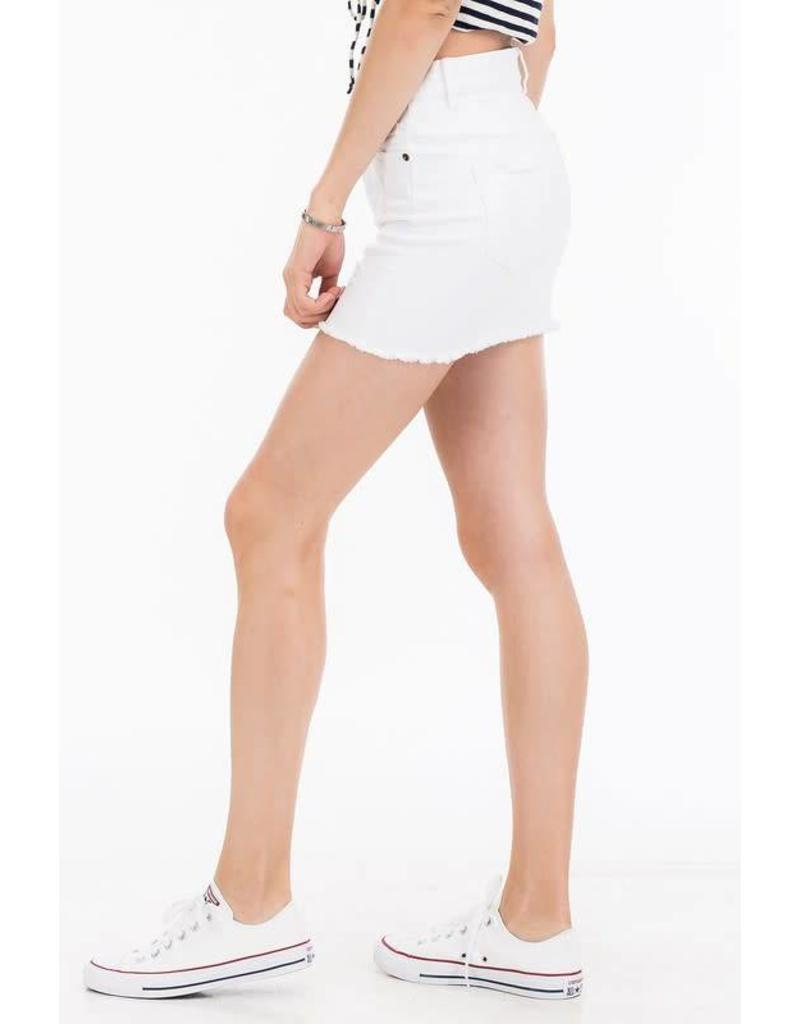 Phoenix Denim Mini Skirt