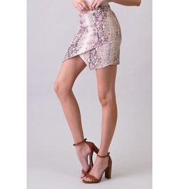 Don't Get Rattled Skirt