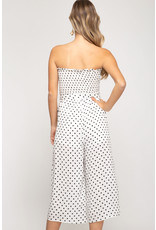 Lilly Polka Dot Jumpsuit