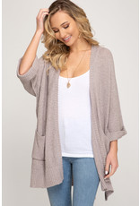 Beach Breeze Cardigan