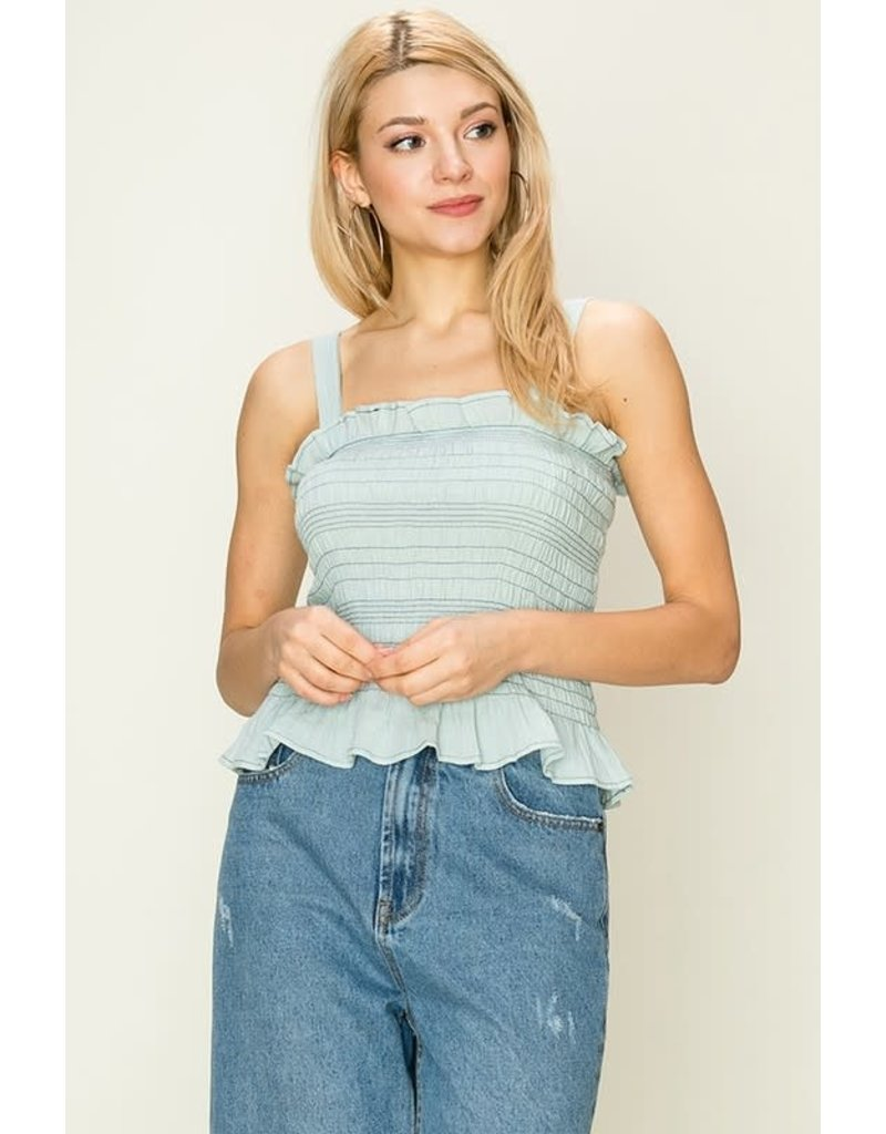 Wanna Be More Crop Top
