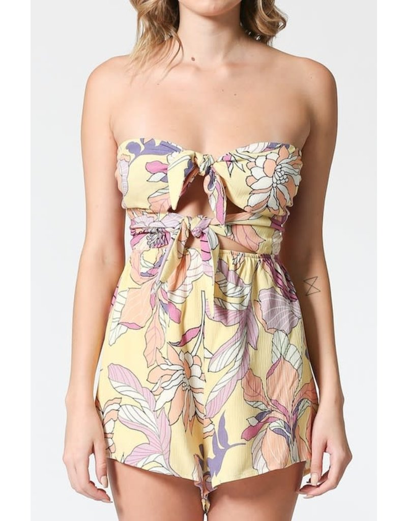 Just My Type Romper