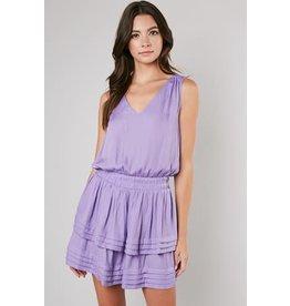 Kara Ruffle Dress