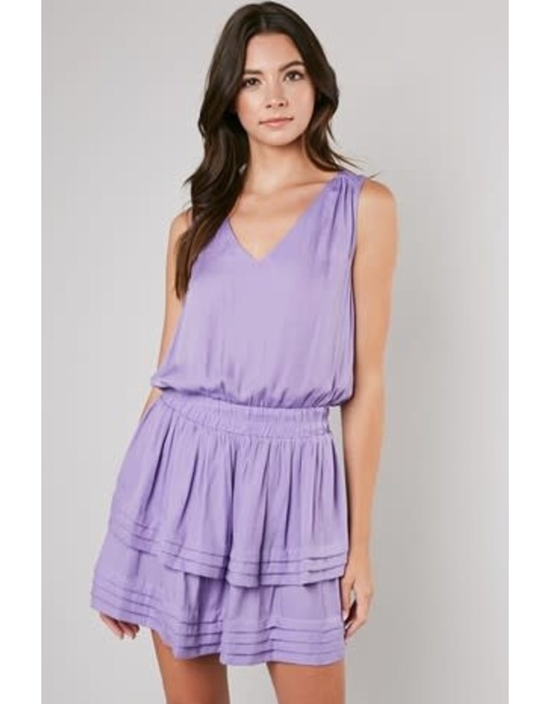Kara Ruffle Dress