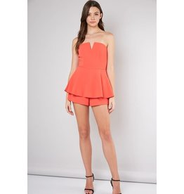 City Night Romper