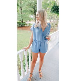 Make A Change Romper
