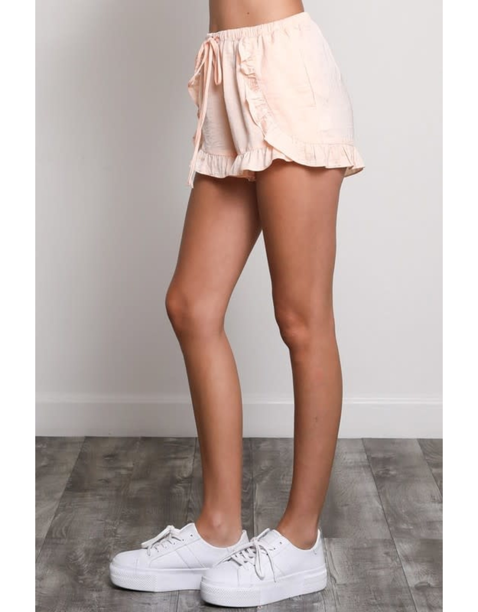 Georgia Air Ruffle Shorts