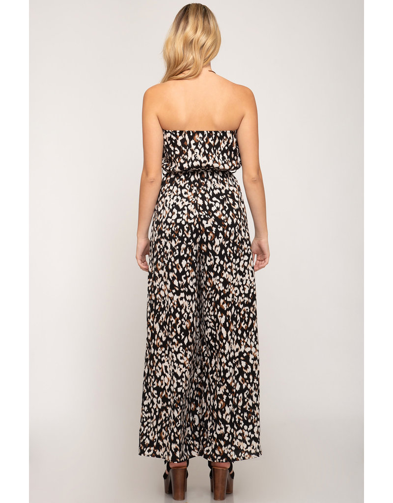 Animal Within Jumpsuit