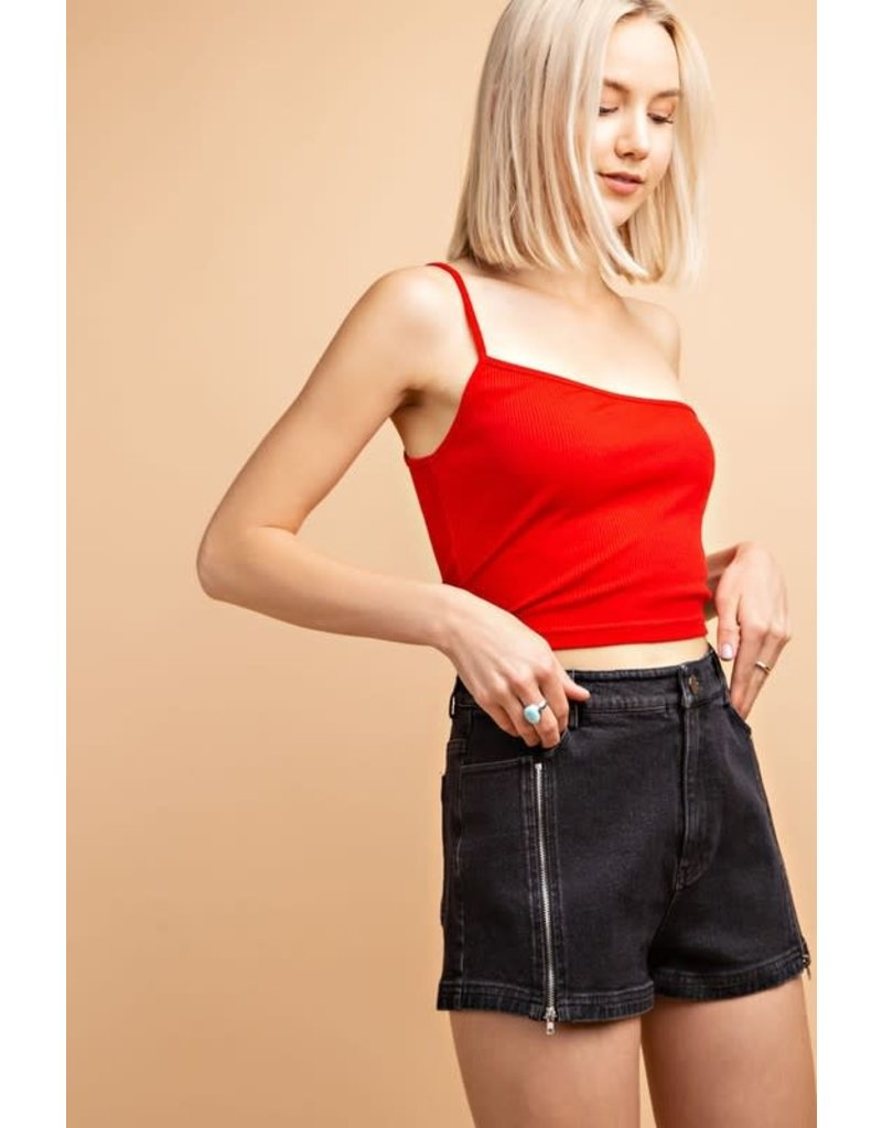 Really Over Crop Top