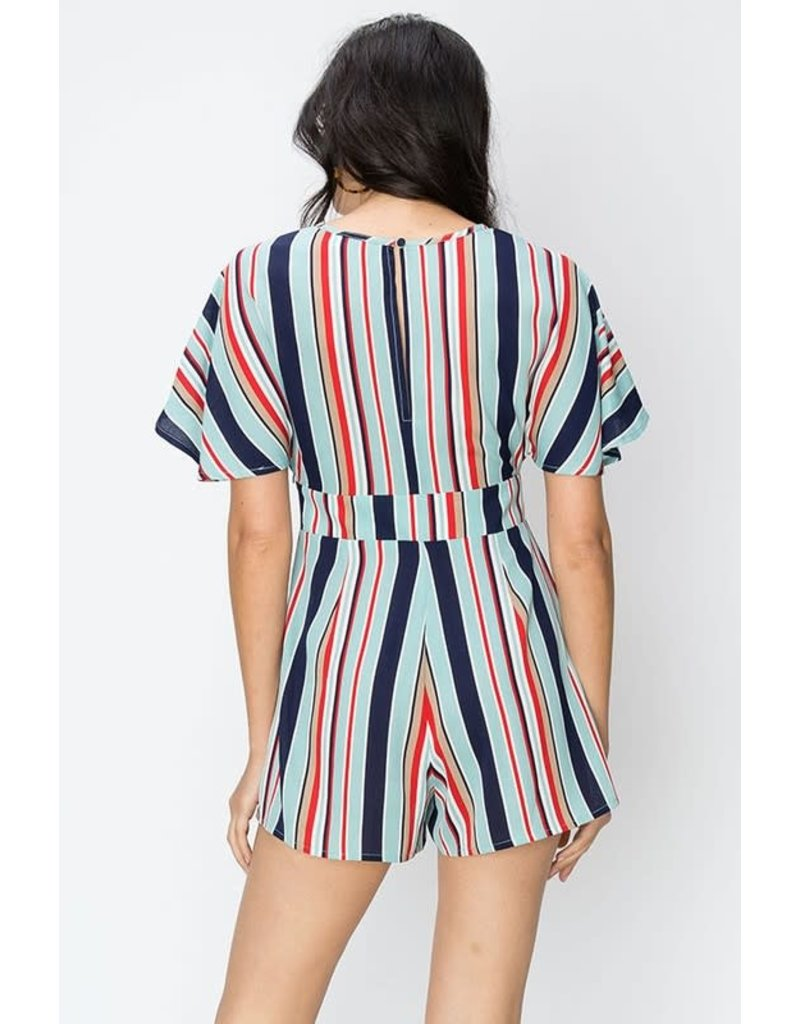 Music To My Ears Romper