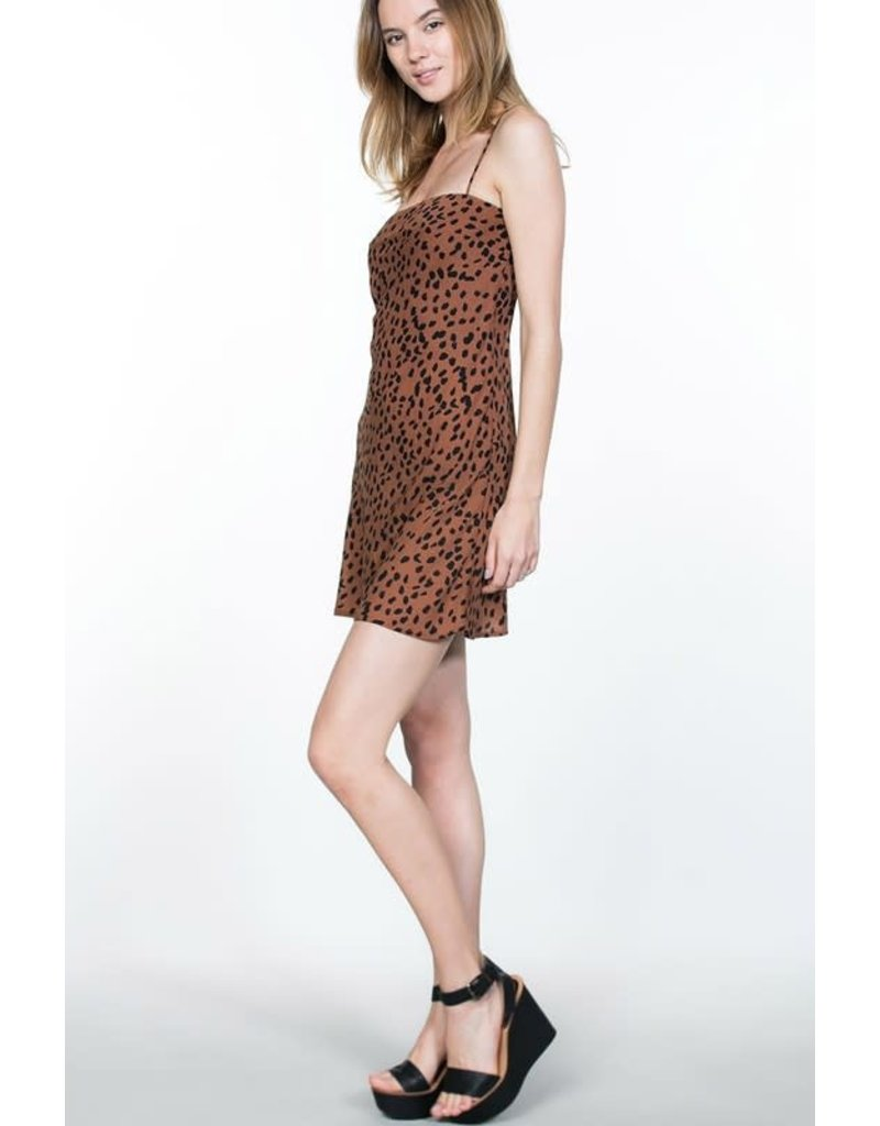 Ups and Downs Dress