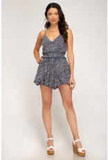 Keepin' It Fierce Romper