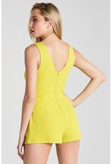 Messing With My Head Romper
