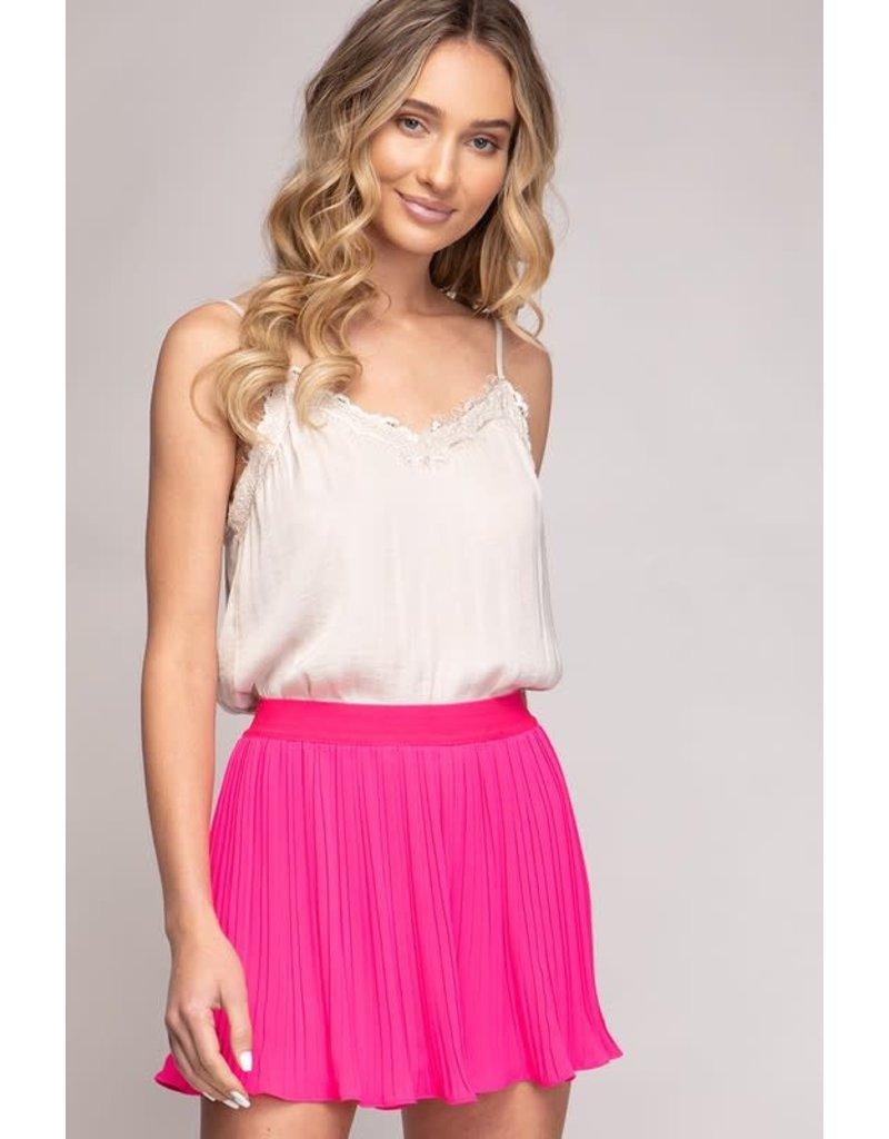 Pink Lady Shorts 9.17.19