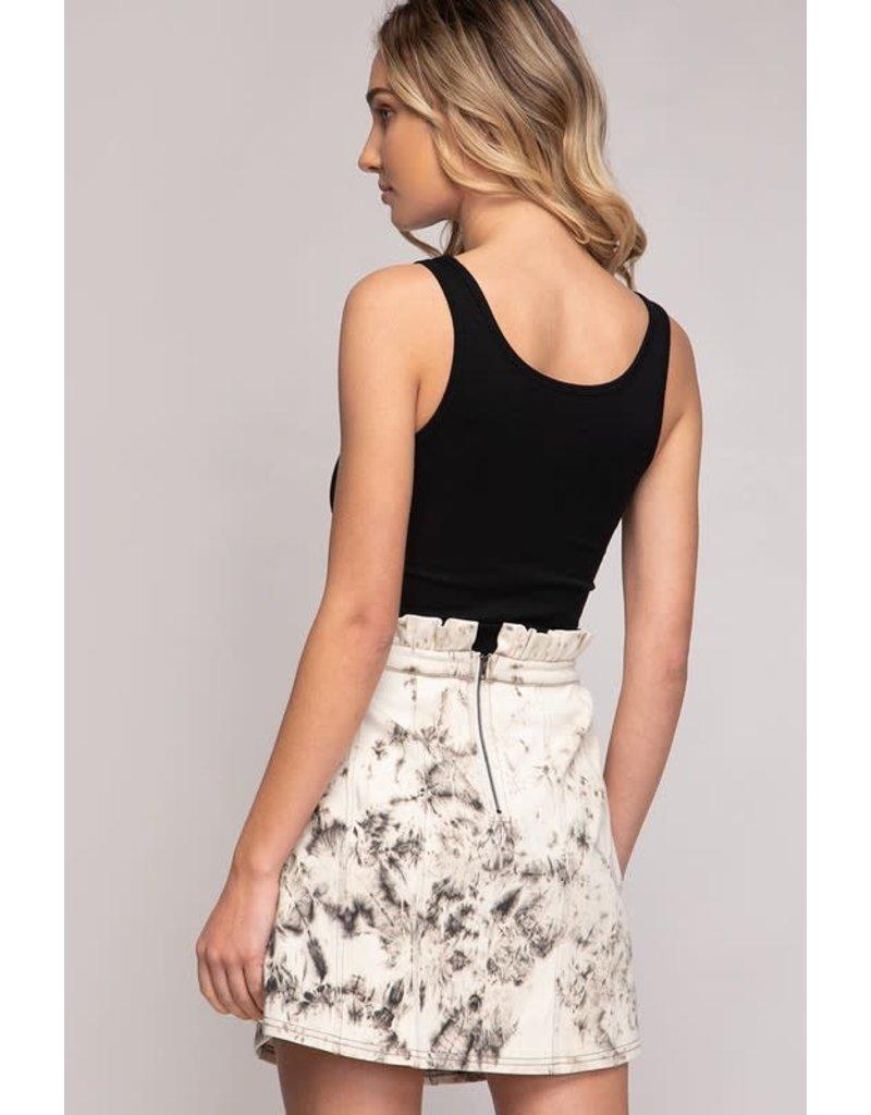 Sawyer Tie Dye Skirt