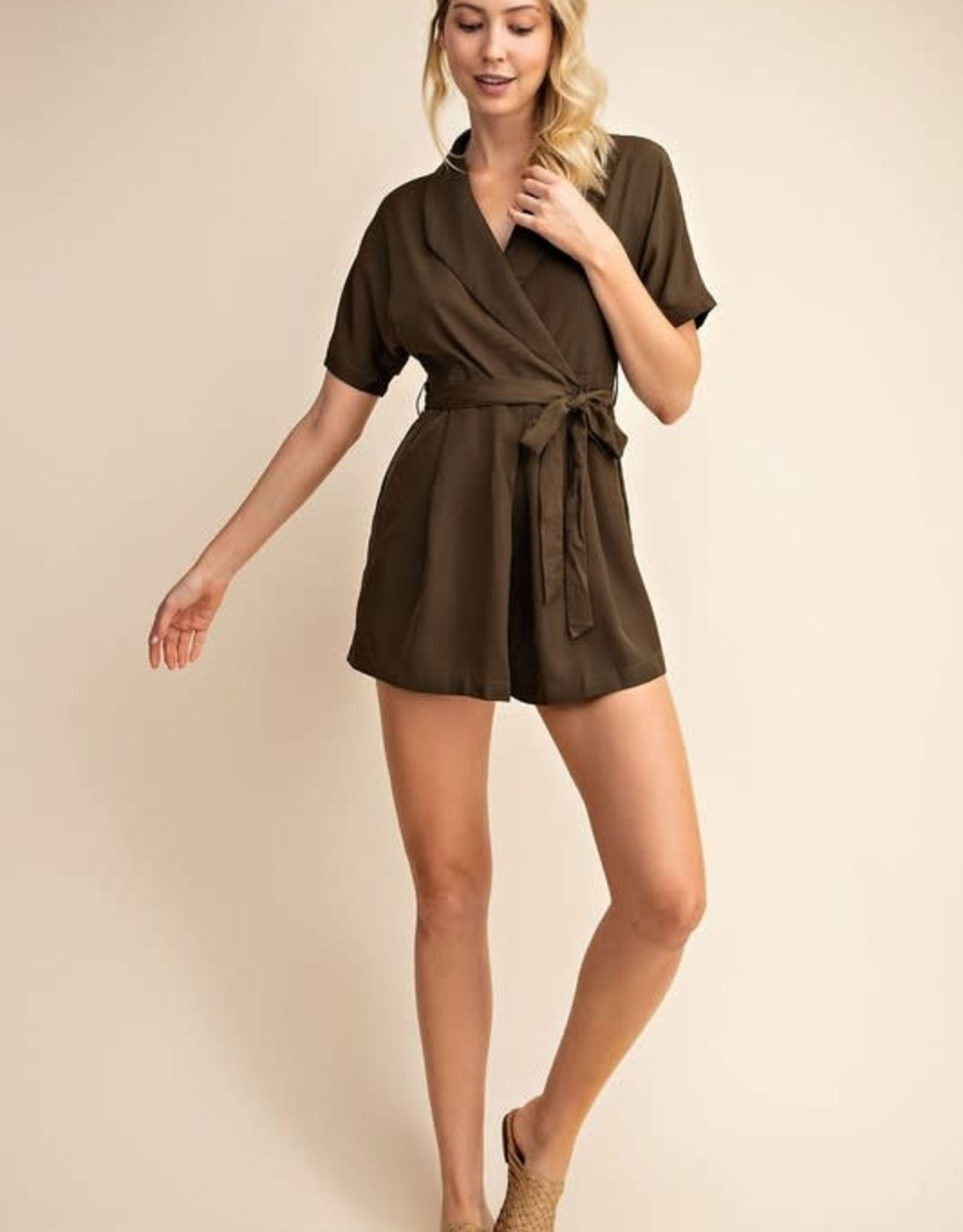You Never Know Romper