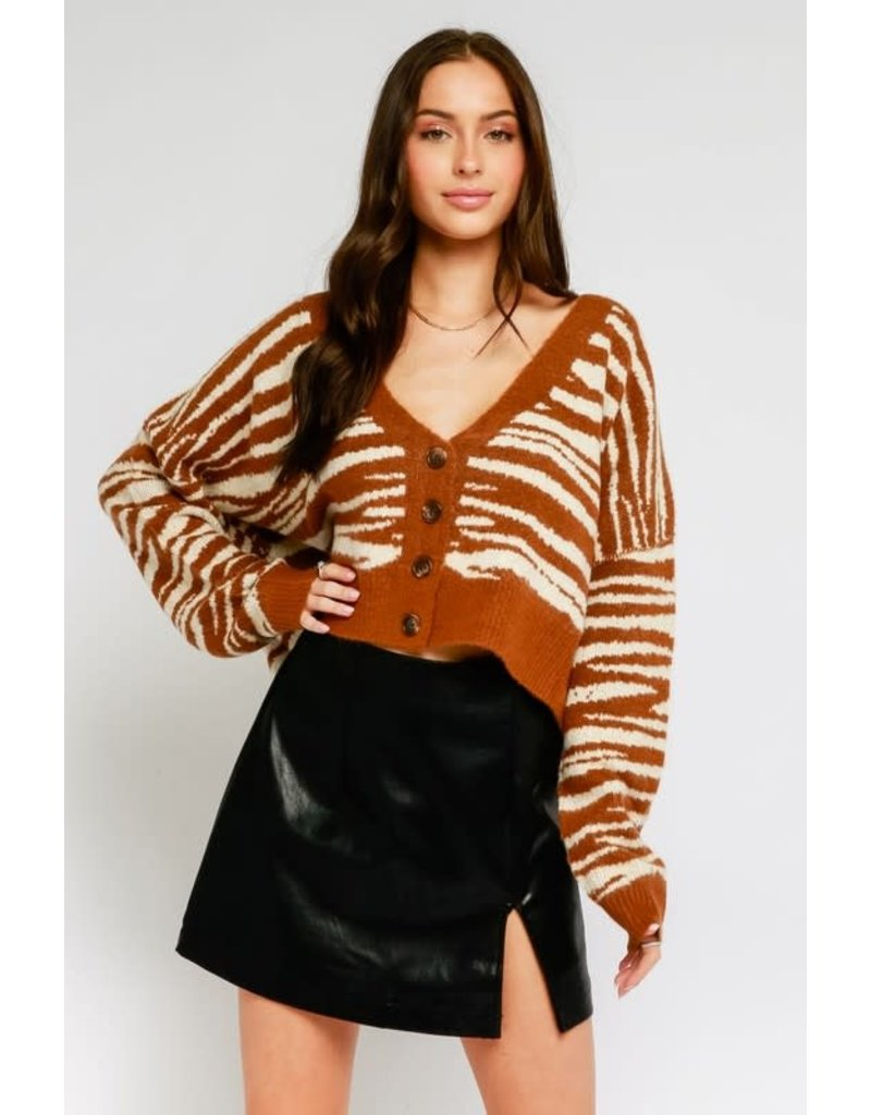 The Animal Within Sweater
