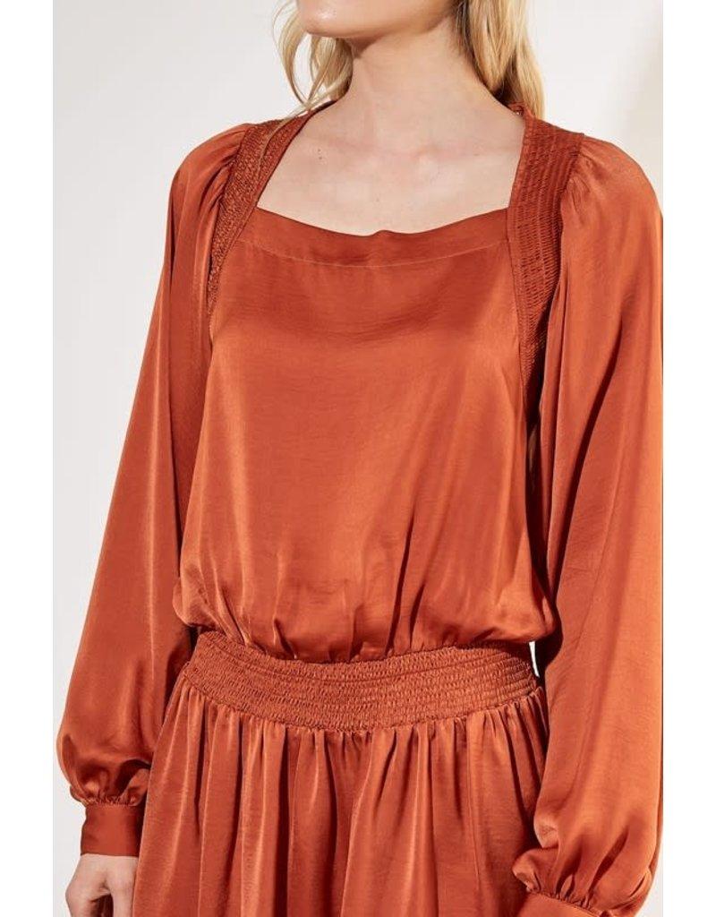 Cornelia Street Dress