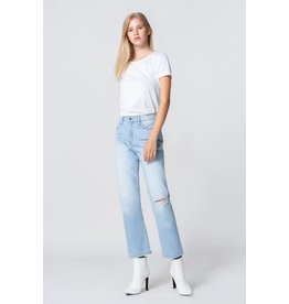 Kenize Straight Leg Jeans