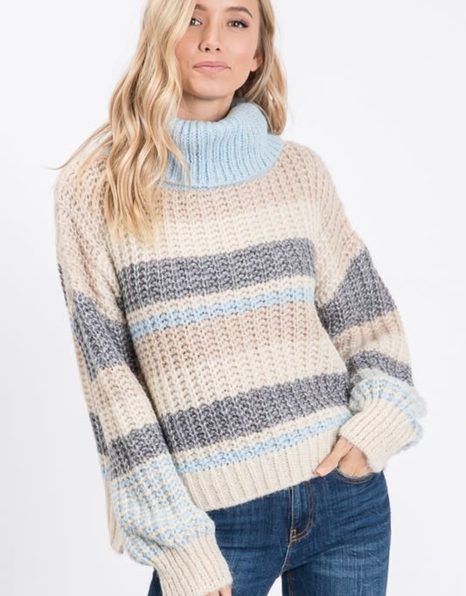 Maybe This Time Sweater