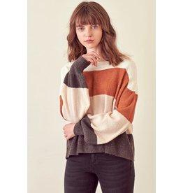 Favorite Fall Colors Sweater