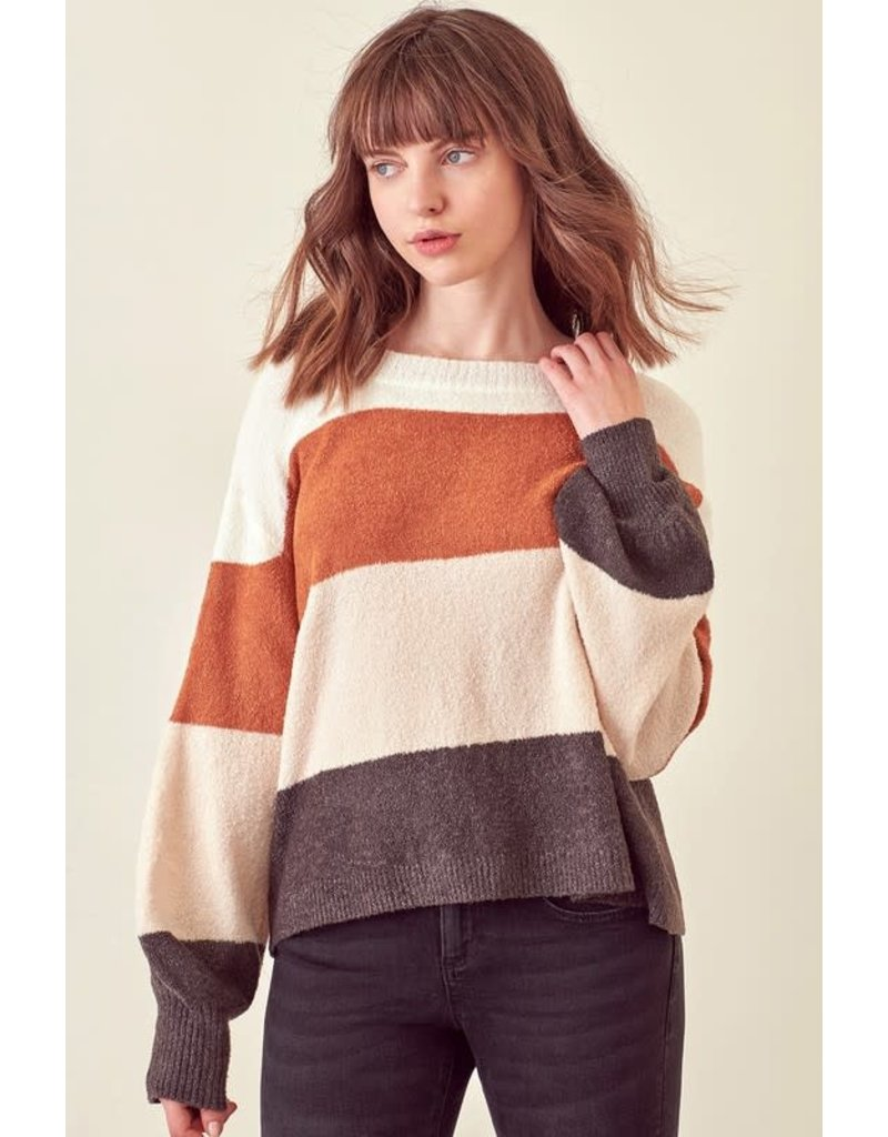Favorite Fall Colors Sweater